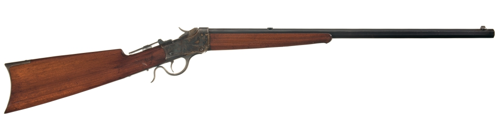 WInchester 1885 Rifle cal 25 Low